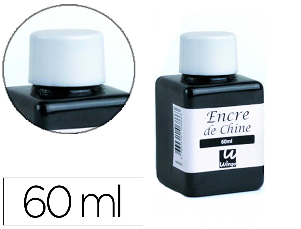 ENCRE DE CHINE ARTEO WINGO 60ML